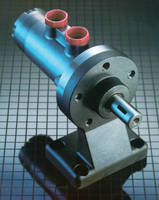 Hydraulic Motors employ 3 moving parts for extended service life.