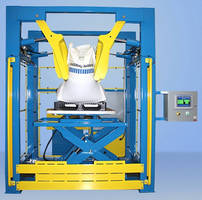 Bulk Bag Conditioning System helps prevent breakage and harm.