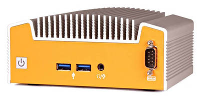 Small Form Factor Industrial PCs withstand harsh environments.