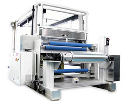 AZCO Corp. Designs Sheeter with Automated Stacking System