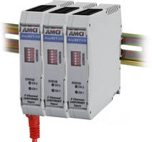 LVDT/RVDT Signal Conditioner offers interface for networked PLCs.