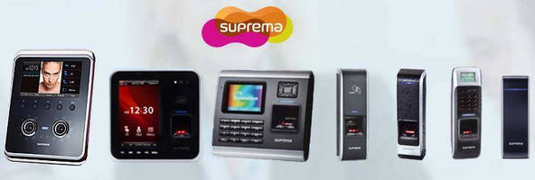 ENTERTECH SYSTEMS and Reliable Security Products Ltd. Bring Suprema Biometrics to Ireland