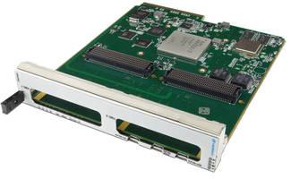 Dual FPGA Mezzanine Card incorporates Kintex-7 FPGA.