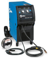MIG Welding System simplifies aluminum auto body repairs.