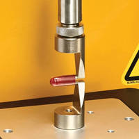 Tensile Strength Test Fixture is designed for hard gel capsules.