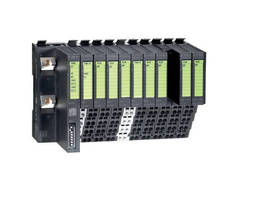Wieland Electric's Modular Remote I/O System Supports Six Different Bus System Protocols
