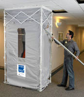 Multifunctional Containment Unit features portable design.
