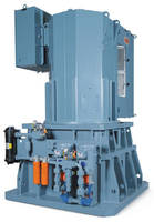 Vertical Gear Reducer combines efficiency and compact deisgn.