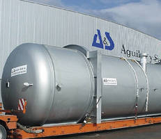 Aguilar y Salas, S.A Will Manufacture a New Model of High Tech Heat Exchanger