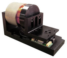 Linear Voice Coil Stages offer positioning accuracy to 1 micron.