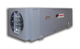 Cambridge Engineering Announces New Ultra High Efficiency Space Heater