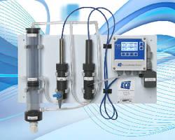 Total Chlorine Analyzer simplifies water monitoring.