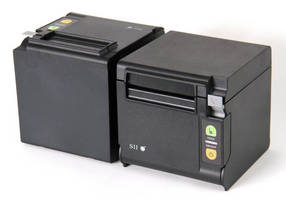 Compact Reciept Printer combines performance and flexibility.