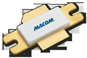 GaN on SiC HEMT Pulsed Power Transistors offer 650 W peak output.