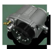 Custom Air Compressor enhances European style commercial vans.