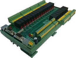 Industrial USB Relay Board operates in hostile environments.