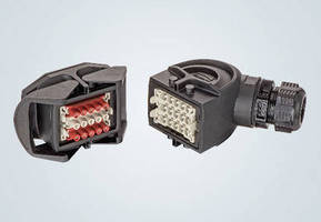 Industrial Connectors make distribution lines pluggable.
