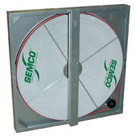 Aluminum Desiccant Wheels offer ERV retrofit.