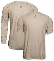 Flame Resistant Garments come in Desert Sand color.