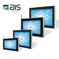 Industrial HMIs support IoT applications.