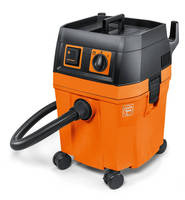Dust Extractor Vacuums have compact, maneuverable design.