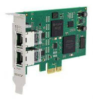 PCIe Card can connect PC to any industrial Ethernet network.