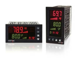 PID Controllers monitor multiple applications on one display.