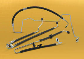 Power Steering Hose Assemblies meet or exceed OE specs.