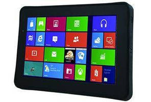 Rugged Tablet complies with MIL-STD 810G standard.