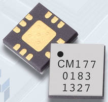 Double-Balanced Mixer offers high isolation, low conversion loss.