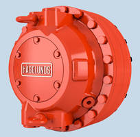 Industrial Hydraulic Motors have power density-optimized design.