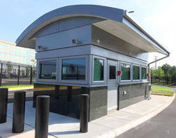 Custom Security Booth Installations Help Protect our Nation's Top Secret Government Facilities