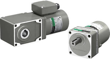 Standard 3-Phase AC Motors offer max efficiency of 73%. .