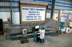 RGF Introduces State-of-the-Art HVAC Test Chamber