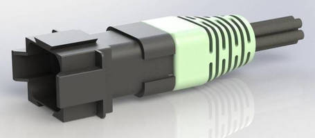 Strain Relief is designed for Amphenol AT-SR01 Series Connectors.
