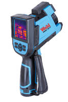 Thermal Imagers provide 25° x 19° Field of View.