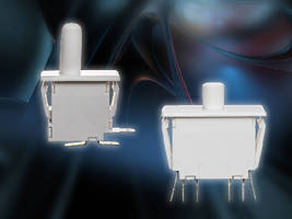 Interlock Pushbutton Switches offer 16 A rating.