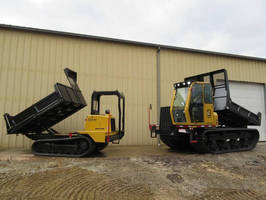 New Rayco Tracked Dumpers Arrive at Multi Machine, Inc.