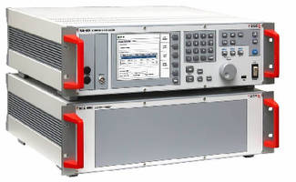 Test System meets immunity testing requirements.