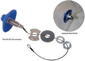 Installation Kit targets disk-type fluidizers.
