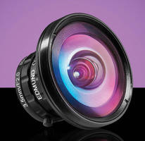Fixed Focal Length Lens targets factory automation applications.