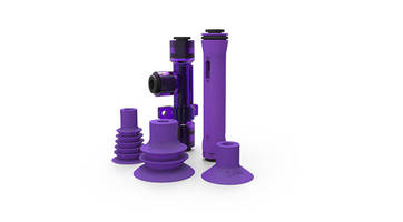 Suction Cups and Vacuum Ejectors suit basic applications.