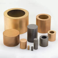 Short Run / Prototype Sintered Bronze Bushing Solutions from National Bronze Mfg. Co.