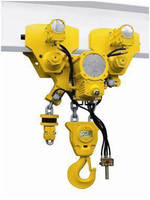 J D Neuhaus Hoists Handle Offshore Seawater Pumps