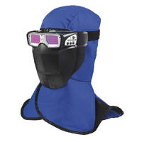 Welding Goggles feature extreme low-profile design.