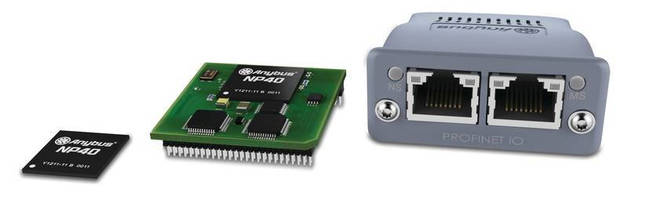 Anybus® CompactCom(TM) 40-series Certified for PROFINET 2.31