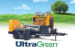Water Jet Pump Units minimize emissions.