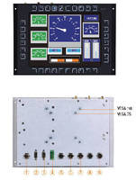 Fanless Touch Panel Computer suits railway applications.