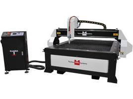 CNC Plasma Cutter incorporates micro stepper control system.