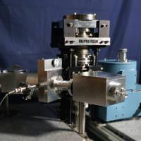 Absorbance Spectrophotometer extends to deep ultraviolet.
